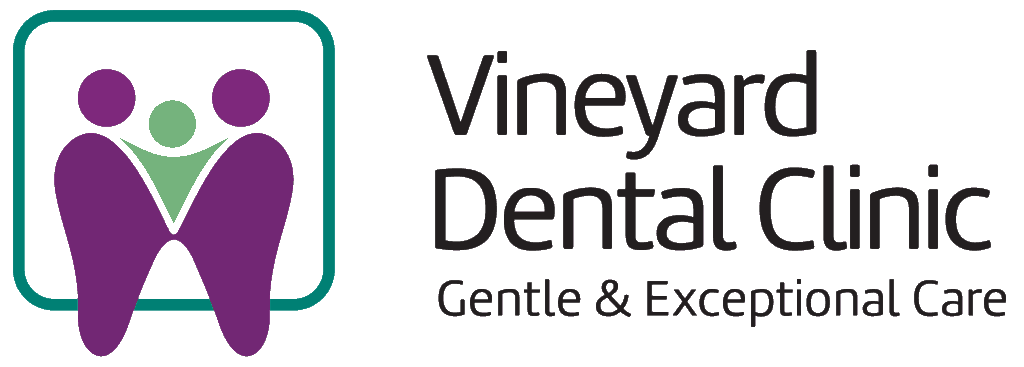 vineyard dental clinic png logo