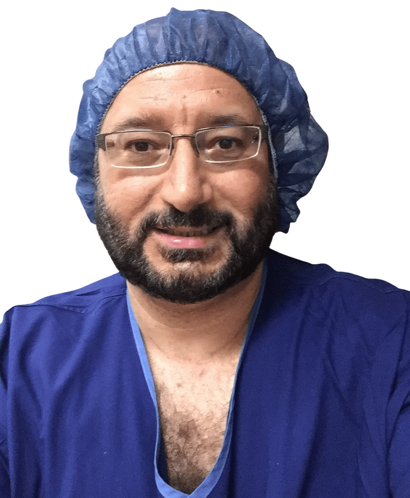 Dr Walid Aly Anaesthetist